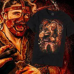 Mick Foley, Mens Tops, T Shirt, Fashion, Supreme T Shirt, Moda, Tee Shirt, Fashion Styles, Fashion Illustrations
