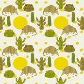 armadillitos - deesignor - Spoonflower