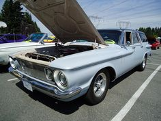 1962 Plymouth Belvedere Station Wagon