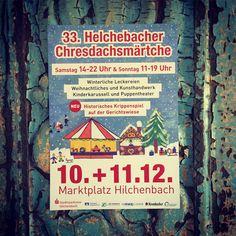 Wir sind dabei. #vorfreude #weihnachten #weihnachtsmarkt