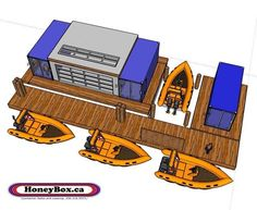 House containers