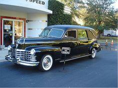 1948 Cadillac Hearse ★。☆。JpM ENTERTAINMENT ☆。★。