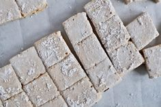 Bailey's Marshmallows - add these babies to some hot chocolate, and I'm sold.