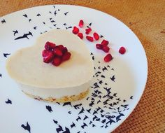 LIVE LOVE EAT RAW | Raw Cakes, Yoga, Life. // Raw Vegan Lychee & Rose Water Cheesecake hearts recipe  {would be great for Valentines Day!}