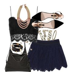 """""""Untitled #4301"""" by ashleyx0rose-613 on Polyvore"""