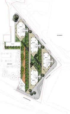 27-PLAN-GILLESPIES « Landscape Architecture Works | Landezine #LandscapeDesignPlans