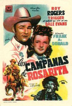 """Las campanas de Rosarita (1947) """"Bells of San Angelo"""" de William Witney - tt0039180"""