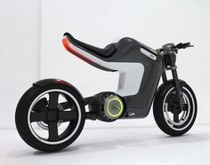 It's pretty awesome. . . but I would have to deck it out and look and sound cool! Like it isnt an electric motorcycle. . .lol