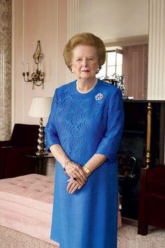 Margaret Thatcher - July 2008