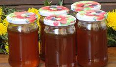 Syrop z mniszka lekarskiego - stara receptura Dory, Mason Jars, Herbs, Pasta, Cooking, Impreza, Spaghetti, Youtube, Kitchen