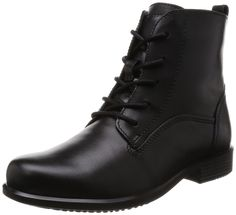 Ecco Footwear Womens Touch 25 Lace Boot => Details can be found  : Women's boots