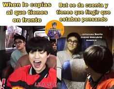 Exo Memes, Bts, Kpop, Chanyeol, Tik Tok, Seventeen, Naruto, Funny, Names