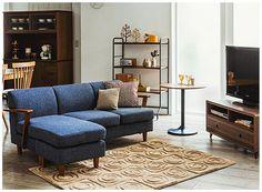 ブルーソファー特集 お部屋の雰囲気をグッとおしゃれに家具・インテリア通販のNOCE