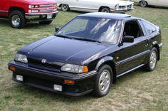1987 Honda CRX Si