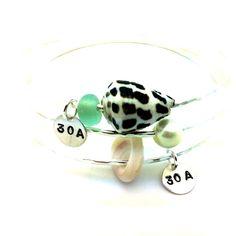 30A beach bangles