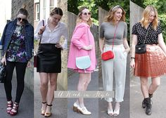 A week in style   www.bumpkinbetty.com   #fashion #blogger #outfit #ootd