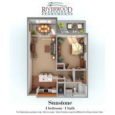 8 Floor Plans Ideas Floor Plans Spacious Apartment
