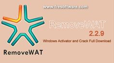 Removewat is the latest edition in the market and is the best tool to automatically delete the activation of windows It's a powerful activator. Wifi Password Finder, Wi Fi, Software, Good Things, Windows, Activities, Ramen, Window