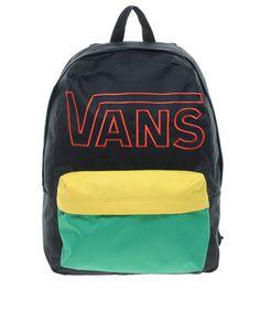 3e3e4319a4 Vans Old Skool II Backpack Work Bags