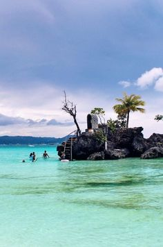 Boracay Island in the Philippines. @thecoveteur