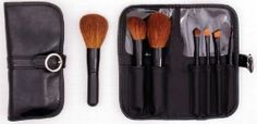 Makeup Brush Set Kit, Blush Brush, Eyeshadow Brush, Brush to Apply Foundation, Travel Brushes , Cosmetic Makeup Brushes by Bonkers for Beauty. $14.95. Use a different brush for all of your beauty needs!. Professional quality!. Long lasting and easy to clean!. Perfect for your purse, gym bag, desk, travel and everyday use at home!. Choose the perfect size brush to apply your makeup!. These Awesome Brushes Are Professional Quality And Feel Great On The Skin.  Many Different Siz...