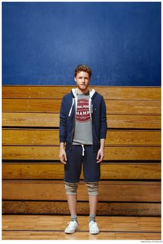 Original Penguin Launches Holiday Vintage Gym Collection
