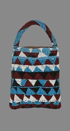 Image result for zulu beaded bags