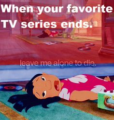 When Merlin ended...when The Clone Wars ended...when Sherlock and Doctor Who and Supernatural went back on hiatus...