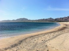 Cabo Pulmo... North of San Jose del cabo. Beautiful coral reef and fishing