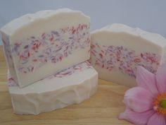 Lavender marshmallow confetti soap