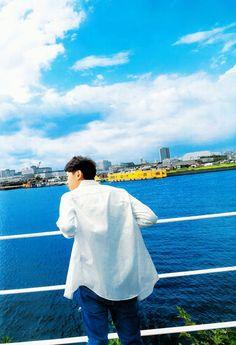 夏が来るから海へ行こうよ 大野智 嵐 Ohno Satoshi 始まるよ夏休み