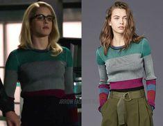 """Felicity wears Diane von Furstenberg  in 6x15 """"Doppelganger"""""""