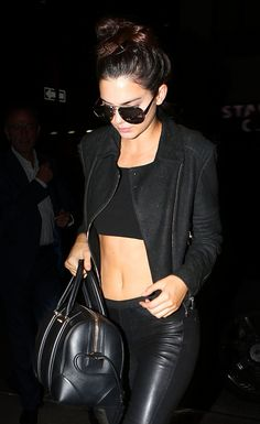 Infinity legs, amazing body and great style: Kendall Jenner , we love your st...
