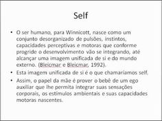 Winnicott Conceitos Fundamentais - YouTube