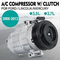 Sponsored Ebay Set A C Compressor And Clutch Co 11290c 9g1z19703b