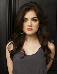 Aria Montgomery Pretty Little Liars Season 1 Promotional Photoshoot #2