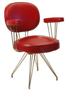 mid-century modern design 4 living or collectors items. Distressed Furniture, Vintage Furniture, Furniture Design, Modern Furniture, Armchairs For Sale, Cool Chairs, Pink Chairs, Arm Chairs, Mid Century Modern Design