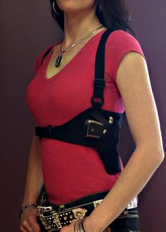 Lotus holster for women