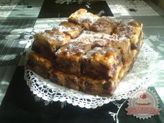 Almás-meggyes bögrés recept - MindenegybenBlog Croatian Recipes, Hungarian Recipes, Hungarian Food, What To Make, Cake Cookies, Sweet Recipes, Banana Bread, French Toast, Deserts