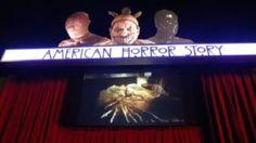 American Horror Story returns to Universal Studio's Halloween Horror Nights 27 Orlando Universal Studios Halloween, Haunted Attractions, Universal Studios Florida, Halloween Horror Nights, American Horror Story, Orlando, Scary, Ahs, Christmas Ornaments