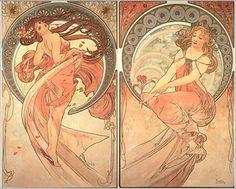 The Art Nouveau  Architecture | ... et déco hall d'immeuble, rénovation cage d'escalier, art nouveau