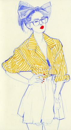 #fashion #illustration