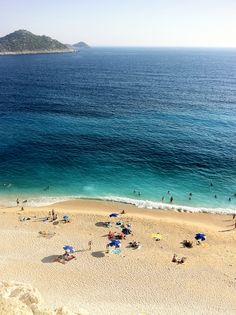 The Kaputas Beach in Kalkan - Antalya1001