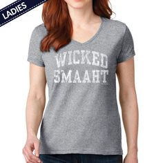 Wicked Smaaht T-Shirt - chowdaheadz - 16