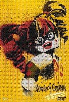 The Lego Batman Hi-Res Movie Poster Harley Quinn Lego Batman Party, Fiesta Batman Lego, Lego Batman Birthday, Batman Movie 2017, Im Batman, Spiderman, Batman Logo, Hero Squad, Lego Dc Comics
