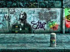 Damian Marley - It was Written - Carina Bartsch - Cseresznyepiros nyár