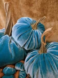 velvet pumpkins with real stems - Bing Images