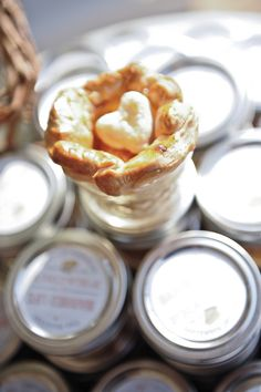 Pies in a Jar - Wedding Favors