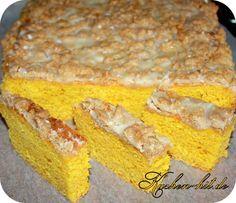 Zimt-Streuselkuchen mit Kürbis und Orangen und Ei Ich selbst bin wirklich begeistert, welch intensive und schöne Farbe man bei diesem Kürbiskuchen mit Orangen und Zimt-Streusel erhält. Dieser Kuchen wird ohne Ei zubereitet und ist daher sehr gut für Allergiker geeignet. Wie jeder Hefekuchen, so ist auch dieser relative trocken. Wer dies nicht mag, kann den …