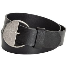 Danbury Country Leather Belt (For Women)